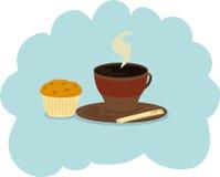 咖啡梦想 免版税库存照片