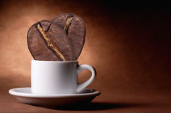 咖啡概念 免版税图库摄影