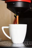 咖啡浓咖啡 免版税库存照片