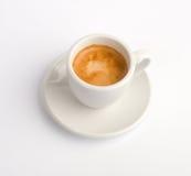 咖啡浓咖啡 免版税图库摄影
