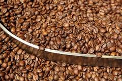 咖啡烘烤器机器 库存图片