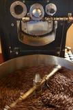 咖啡烘烤器 免版税库存照片