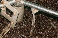 咖啡烘烤器 免版税库存图片