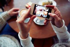 咖啡照片  免版税库存图片