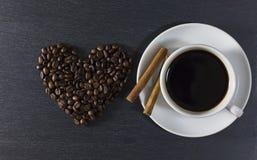 咖啡用豆 免版税图库摄影