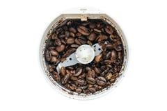 咖啡电磨房 免版税库存图片