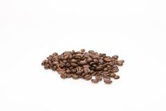 咖啡种子 免版税库存照片