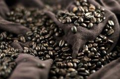 咖啡粒s 免版税图库摄影