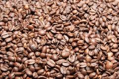 咖啡纹理或背景 免版税库存照片