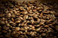 咖啡纹理 库存照片