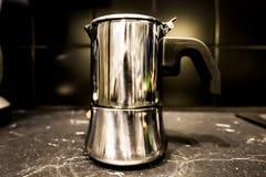 咖啡罐 库存图片