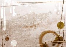 咖啡背景 库存图片