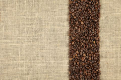 咖啡背景 图库摄影