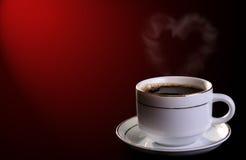 咖啡茶 免版税库存照片