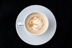 咖啡菜单的 免版税库存图片
