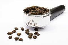 咖啡设备 免版税图库摄影