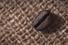 咖啡豆宏指令 图库摄影