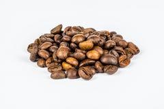 咖啡豆小山  免版税图库摄影