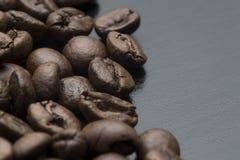 咖啡豆被研 免版税库存图片