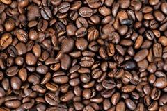 咖啡豆连续的背景  库存图片