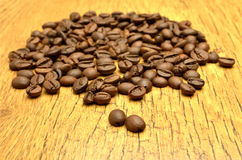 咖啡豆 库存照片