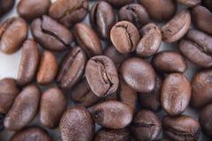 咖啡豆backround 免版税库存照片