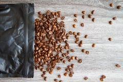 咖啡豆IX 免版税图库摄影