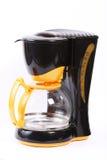 咖啡过滤器设备 免版税库存照片