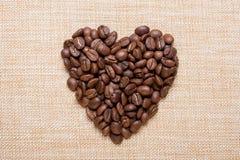 咖啡重点 免版税图库摄影