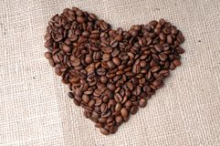 咖啡重点 免版税库存照片