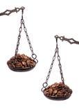 咖啡重要性 免版税库存图片