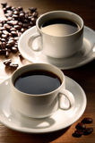 咖啡饮料 免版税图库摄影