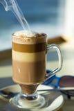 咖啡馆上等咖啡 免版税库存图片