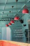 咖啡馆在西班牙 免版税库存照片