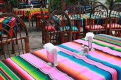咖啡馆墨西哥 库存照片