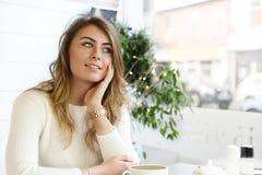 咖啡馆文化18 免版税库存照片