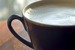 咖啡馆早晨 免版税库存照片