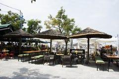 咖啡馆酒吧 免版税图库摄影