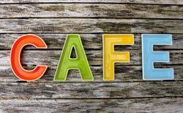 咖啡馆 免版税库存图片