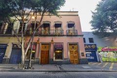 咖啡馆De Tacuba 免版税库存照片