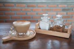 咖啡 咖啡杯白色 库存照片