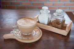 咖啡 咖啡杯白色 免版税库存照片