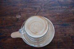 咖啡 咖啡杯白色 库存图片