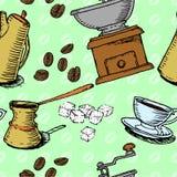 咖啡更多时间 免版税图库摄影