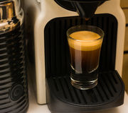 咖啡更多时间 库存照片