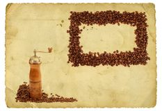 咖啡 免版税图库摄影