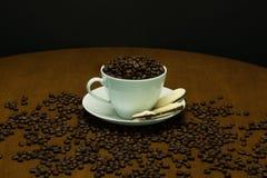 02咖啡 库存照片