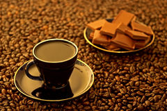 咖啡 图库摄影