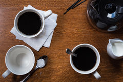 咖啡 免版税库存照片
