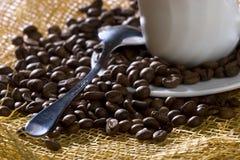 咖啡4 免版税图库摄影
